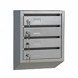 Шкаф почтовый КП-4
