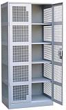 Шкаф для хранения денег 2-х ств. с 4-мя полками