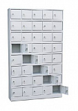 Шкаф архивно-складской на 40 отделений
